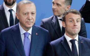 Η Γαλλία και το Ευρωκοινοβούλιο ασκούν πίεση για να επιβληθούν κυρώσεις στην Άγκυρα τον ερχόμενο μήνα