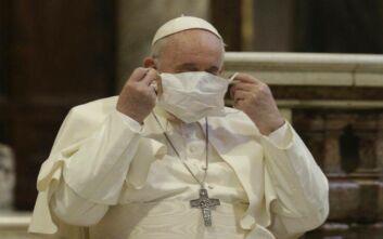Ο φόβος του κορονοϊού επέστρεψε στο Βατικανό