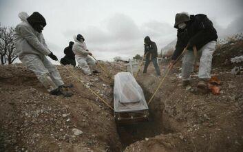 Φρίκη στο Μεξικό: Εντοπίστηκαν τουλάχιστον 59 πτώματα σε μυστικούς ομαδικούς τάφους