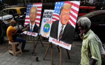 Εκλογές ΗΠΑ 2020: Στην τελική ευθεία η μάχη Μπάιντεν - Τραμπ για τη νίκη