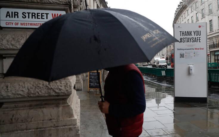 Το 1/5 του πληθυσμού της Αγγλίας υπόκεινται πλέον στα αυστηρά περιοριστικά μέτρα – Newsbeast