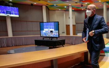 Σαρ Μισέλ: Η Τουρκία πρέπει να αλλάξει συμπεριφορά - Έτοιμη η ΕΕ για «διάλογο» και με «θετική ατζέντα»