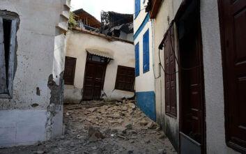Σεισμός - Σάμος: Εκκενώνονται οικισμοί, σε ξενοδοχεία οι κάτοικοι