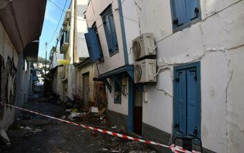 Αλληλεγγύη από Παρίσι και Βερολίνο σε Αθήνα και Άγκυρα μετά τον φονικό σεισμό
