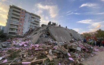 Σεισμός σε Σάμο-Σμύρνη: Τουλάχιστον 17 νεκροί και 709 τραυματίες - Πάνω από 170 μετασεισμοί έχουν γίνει αισθητοί