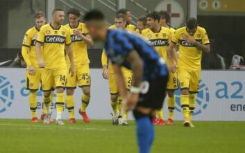 Serie A: Γκέλα για την Ίντερ κόντρα στην Πάρμα