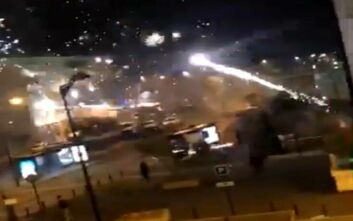 Επίθεση αγνώστων σε αστυνομικό τμήμα σε προάστιο του Παρισιού