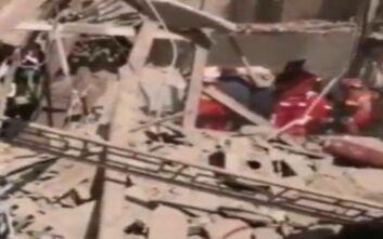 Ιράν: Έκρηξη σε κτίριο λόγω διαρροής αερίου - Τουλάχιστον δύο νεκροί