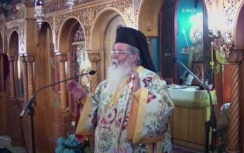 Μητροπολίτης Κοζάνης: «Ελάτε να κοινωνήσετε με την ίδια λαβίδα»