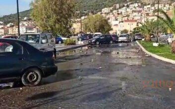 112 για σεισμό στη Σάμο: Έκκληση στους κατοίκους Ικαρίας-Κω-Χίου να φύγουν από τις ακτές
