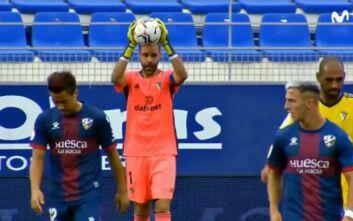 Περίμενε 22 χρόνια να παίξει στη La Liga, και αποσύρθηκε αμέσως μετά το ντεμπούτο του