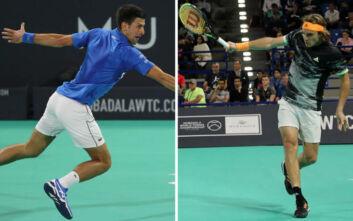 Τσιτσιπάς-Τζόκοβιτς: Τιτανομαχία στο Roland Garros - Για την ανατροπή της προϊστορίας τους ο Έλληνας τενίστας