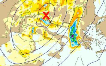 Καιρός: Αναλυτικά πώς θα κινηθεί η κακοκαιρία - Οι «κίτρινες» περιοχές