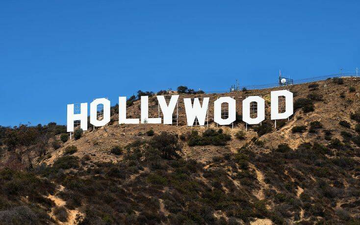 Hollywood Sign Zuschnitt