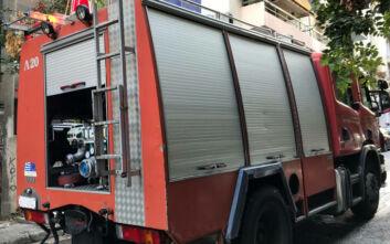 Φωτιά σε διαμέρισμα στο Βύρωνα - Με εγκαύματα ηλικιωμένη