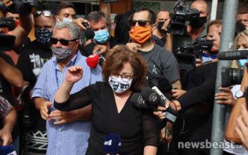 Μάγδα Φύσσα: «Κερδίσαμε μία μάχη, τίποτα δεν έχει τελειώσει»