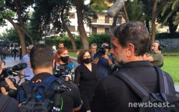 Δίκη Χρυσής Αυγής: Έφτασε στο Εφετείο η Μάγδα Φύσσα