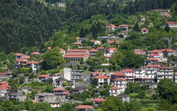 Το «μυστικό» χωριό των Τζουμέρκων