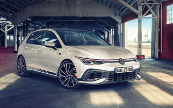 Volkswagen: Το πιο δυνατό Golf της 8ης γενιάς έχει 300 ίππους