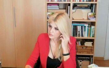 Ερώτηση προς τον Υπουργό Δικαιοσύνης κατέθεσε η Βουλευτής της Α΄ Θεσσαλονίκης Έλενα Ράπτη