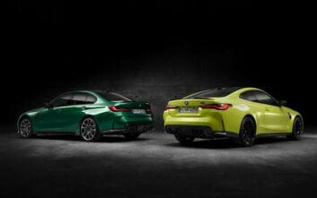 Νέες BMW M3 sedan & M4 coupe