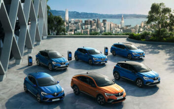 Renault eWays: Διαδικτυακή εκδήλωση για την ηλεκτρική κινητικότητα