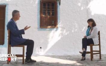Σακελλαροπούλου: Η Ελλάδα δεν έχει κάνει καμία ενέργεια για να προκαλέσει την Τουρκία