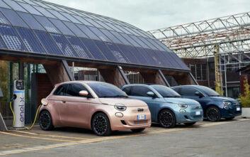 Παγκόσμια πρεμιέρα για το νέο ηλεκτρικό Fiat 500 3+1 «la Prima»