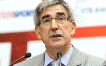 Μπερτομέου: Αναβολή αγώνα θα γίνει μόνα αν μία ομάδα έχει λιγότερους από οκτώ παίκτες