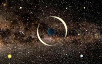 Ανακαλύφθηκε εξωπλανήτης στο μέγεθος της Γης που κυκλοφορεί ελεύθερος στον γαλαξία μας
