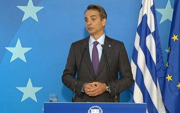 Μητσοτάκης: Είναι πλέον σαφές ότι αν η Τουρκία συνεχίσει να έχει επιθετική συμπεριφορά θα υπάρξουν συνέπειες - κυρώσεις