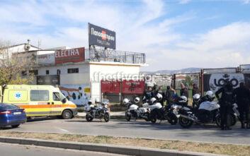 Επεισόδια μεταξύ εθνικιστών και αστυνομικών στη Θεσσαλονίκη