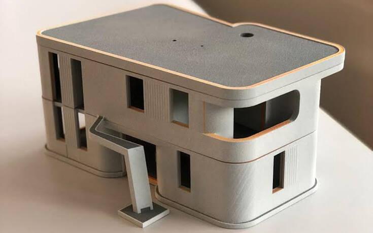 Γιώργος Στάικος: Ο Έλληνας της Γερμανίας που θα «εκτυπώσει» το πρώτο 3D διώροφο κατοικήσιμο σπίτι της Ευρώπης