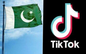 Μπλόκο του Πακιστάν στο TikTok για ανήθικο περιεχόμενο
