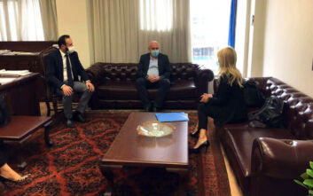 Σύμφωνο Συνεργασίας μεταξύ της καμπάνιας «ΕΝΑ στα ΠΕΝΤΕ» του Συμβουλίου της Ευρώπης και της Περιφέρειας Ανατολικής Μακεδονίας & Θράκης