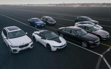 BMW Points: Πρόγραμμα επιβράβευσης για οδηγούς plug-in υβριδικών οχημάτων