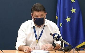 Νίκος Χαρδαλιάς: Έκκληση στους κατοίκους πέντε περιοχών με υψηλό επιδημιολογικό φορτίο