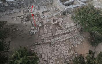 Το αρχαίο «παλάτι μιας υψηλής κοινωνίας» στον Ψηλορείτη - Αποκάλυψη σημαντικού ιερού στη Ζώμινθο