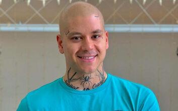 Συγκλονίζει ο Mike με την αποκάλυψη για τη μάχη με τον καρκίνο – Σιγά μην φοβηθώ