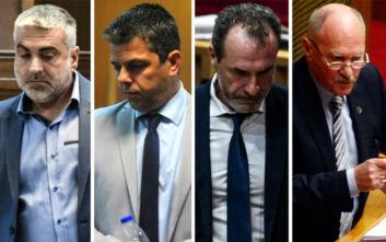 Δίκη Χρυσής Αυγής: Σε ποιους αναγνωρίστηκαν ελαφρυντικά
