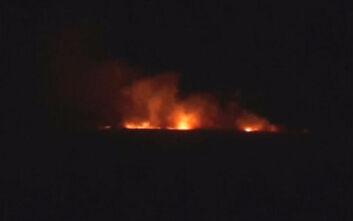 Πυρκαγιά σάρωσε χωριό στη Νέα Ζηλανδία - Δεκάδες σπίτια καταστράφηκαν