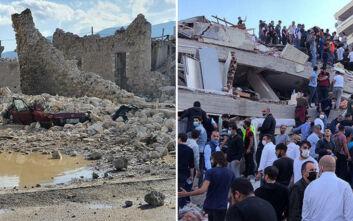 Ο ΠΟΥ παρακολουθεί στενά την κατάσταση σε Ελλάδα και Τουρκία μετά τον θανατηφόρο σεισμό