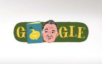 Τζάνι Ροντάρι: Ο συγγραφέας με το «χιούμορ του παραλόγου» στο Doodle της Google
