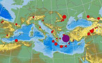 Σεισμός στη Σάμο: Εννιά μετασεισμοί σε λιγότερο από μία ώρα- 4,6 Ρίχτερ ο μεγαλύτερος
