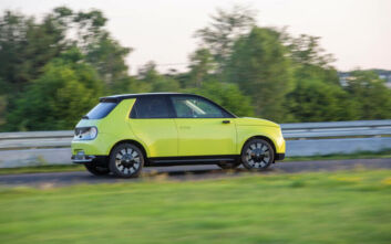 Honda e: Η ιαπωνική άποψη για τα ηλεκτρικά αυτοκίνητα πόλης