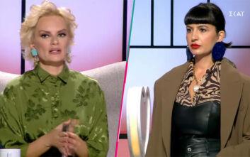 My Style Rocks: Η Έλενα Χριστοπούλου αποθέωσε την παίκτρια - «Είσαι μια κινούμενη σύγχρονη πρόταση»