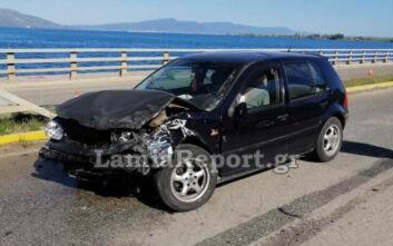 Νεκρός ο οδηγός στο σοβαρό τροχαίο στην παλιά εθνική Αθηνών – Λαμίας