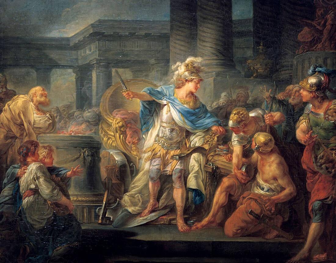 Με πόσο στρατό έφτιαξε ο Μέγας Αλέξανδρος τη μεγαλύτερη αυτοκρατορία του αρχαίου κόσμου 15