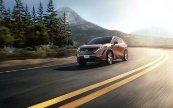 Σχεδιάζοντας ένα νέο μοντέλο: Πώς φτιάχτηκε το Nissan Ariya