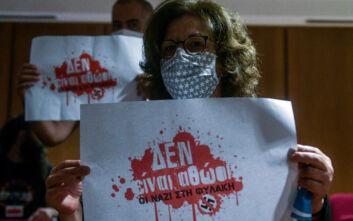 Χρυσή Αυγή: Η ώρα της κρίσης για τους 68 κατηγορούμενους που φέρονται να είναι μέλη μιας εγκληματικής οργάνωσης